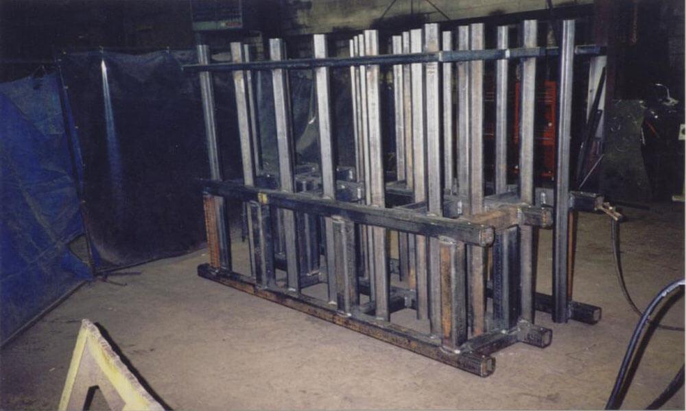 Crushing systems design & manufacturing UP Fabricating Negaunee MI