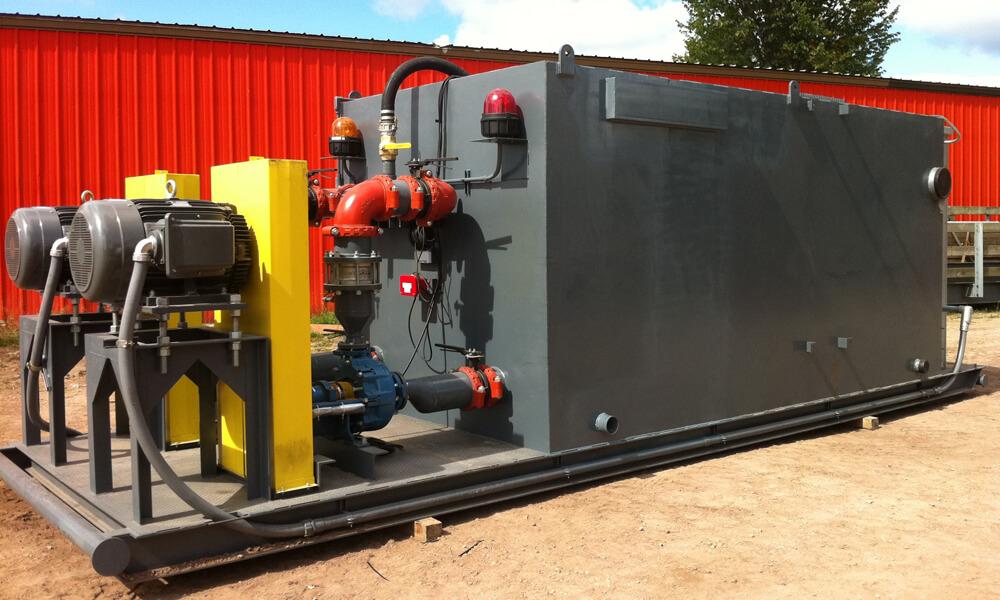 Industrial Equipment & Design UP Fab Negaunee MI