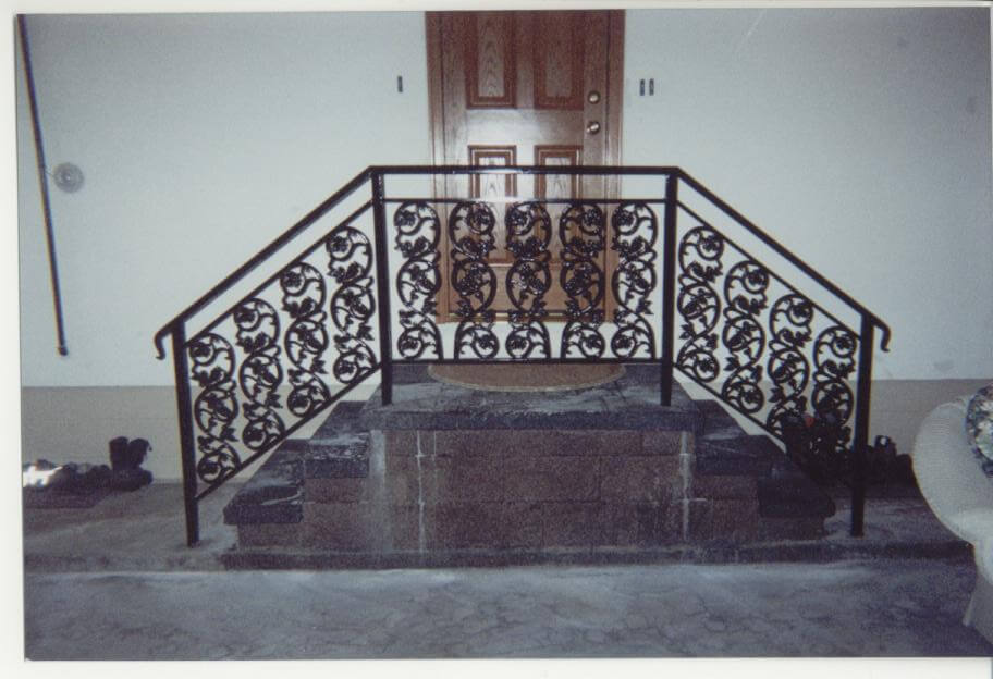 Deco Railing by UP Fabricating Negaunee MI
