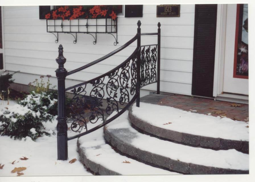 Decorative Railings Residential UP Fab Negaunee MI