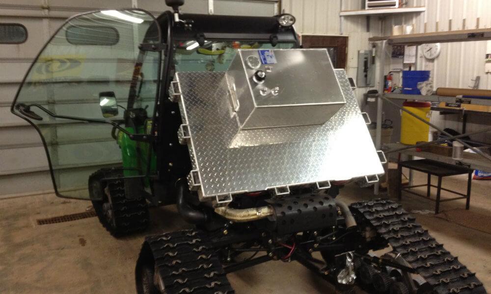 Equipment Design & Engineering by UP Fabricating Negaunee MI