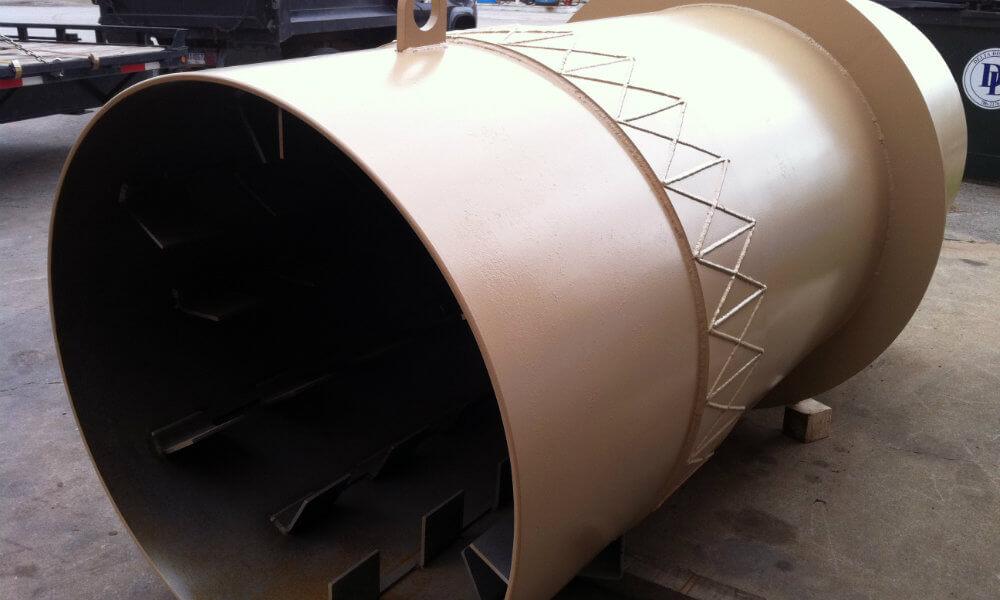 Industrial Equipment Manufacturer by UP Fab Negaunee MI