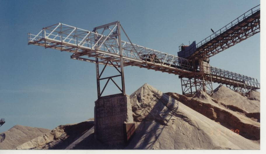 Mining Conveyor UP Fab Negaunee MI